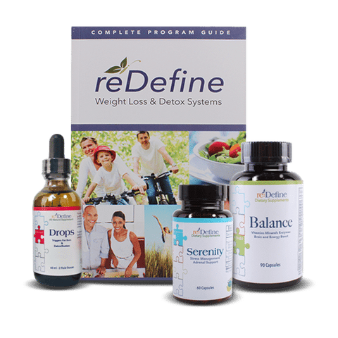 reDefine Foundation (CR500) Weight Loss System
