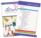 reDefine Ultimate (CR500) Weight Loss System