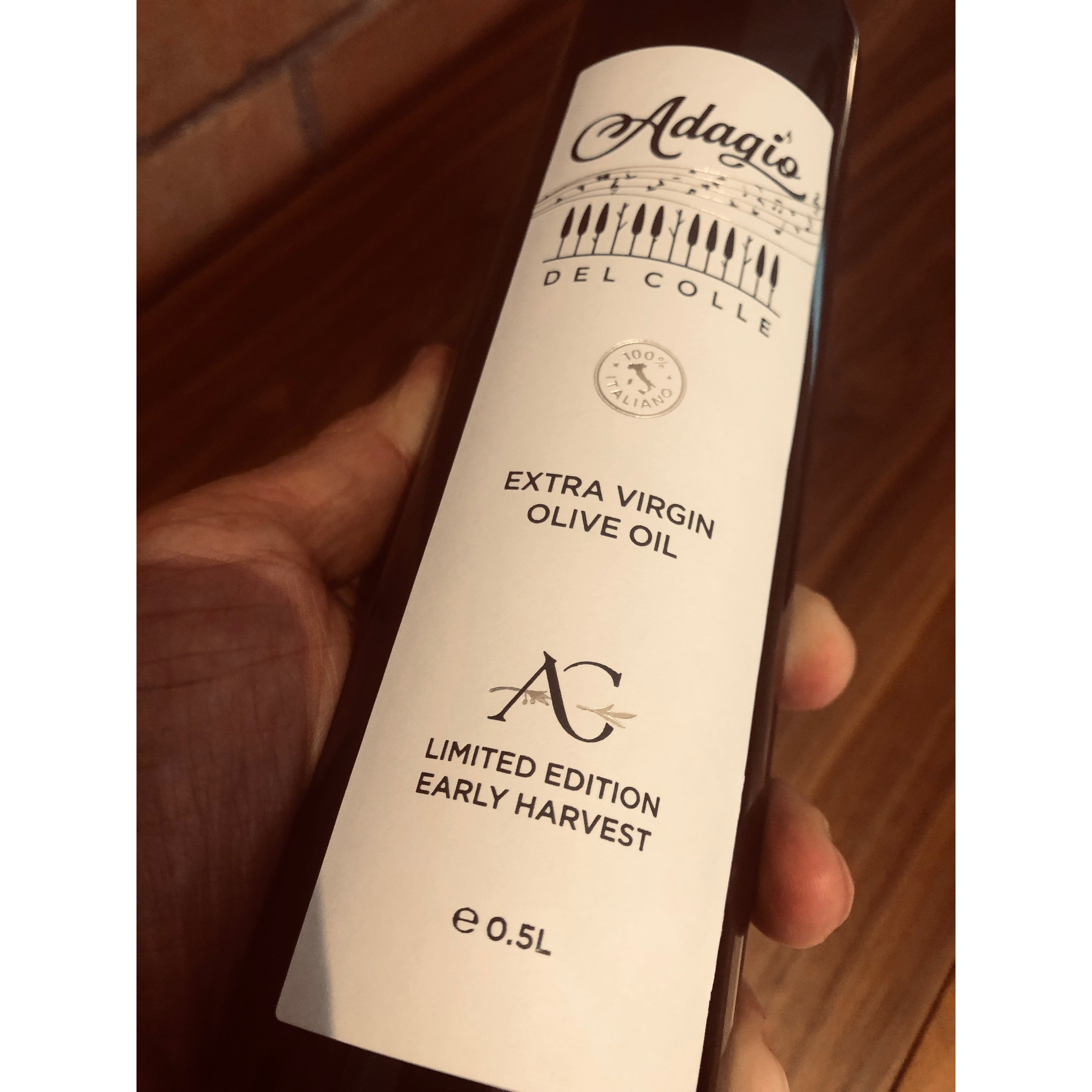 Adagio #8 - 2017 - Abandoned Grove Extra Virgin Olive Oil