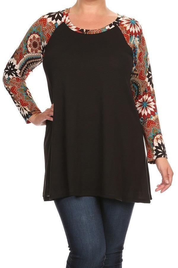 All About Those Sleeves - Blue Mountain Boutique