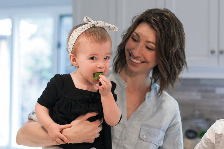 Want your child to eat more greens? Let them grow them! BY our mom/CNP crush Sarah Bester