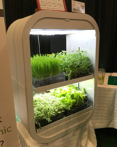 TinyFarm at the National Home Show 2017