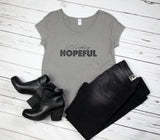 Wildly Hopeful Tee