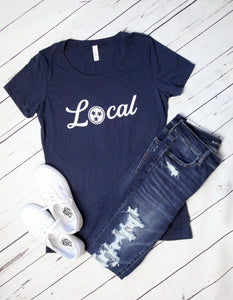 Local Tennesse Unisex and Women's Tee