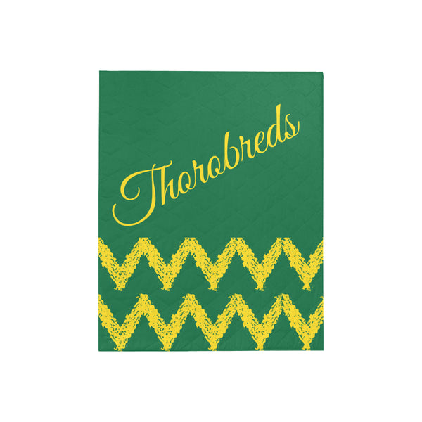 "Kentucky State Thorobred  Quilt 40""x50"""