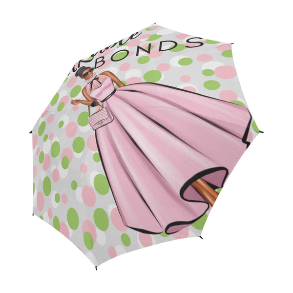UnbreAKAble Bond Semi-Automatic Foldable Umbrella