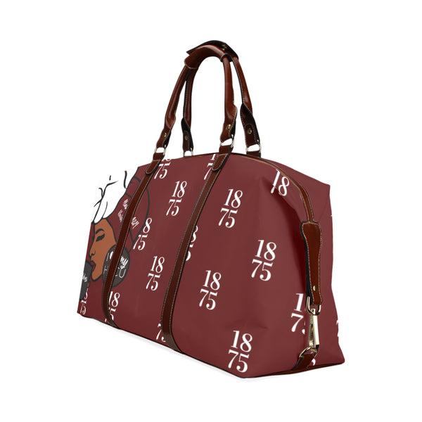 Alabama A & M Classic Travel Bag