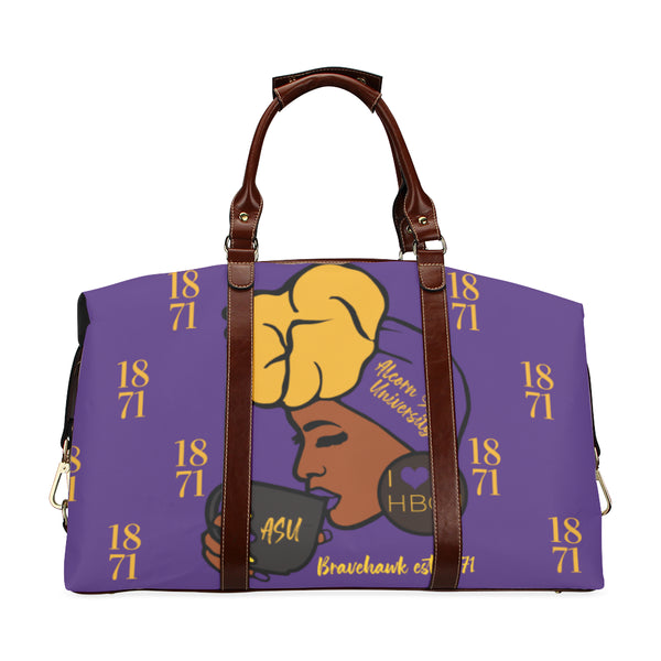 Alcorn State Classic Travel Bag