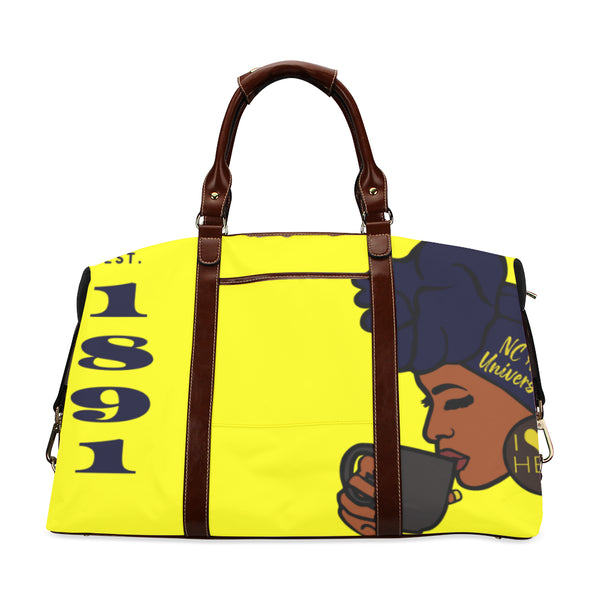 NC A&T Classic Travel Bag