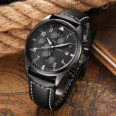 OCHSTIN Pilot Series Luxury Chronograph Men's Watch