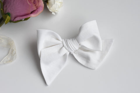 Classic Bows on Clips