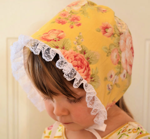 Beautiful Dreamer Bonnet