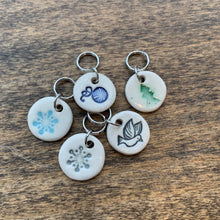 Winter stitchmarkers