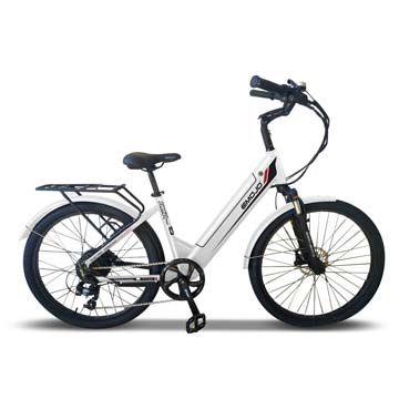 Step-Through Electric Bikes