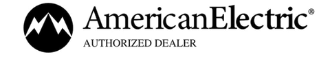 AmericanElectric Authorized Dealer logo