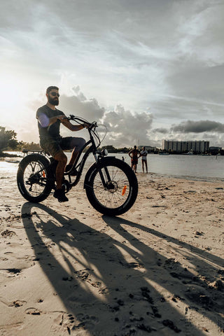 AmericanElectric STELLER electric bike