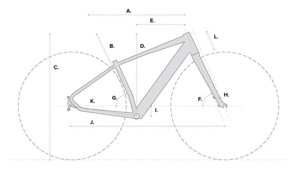 Aventon 500 Electric Bike diagram