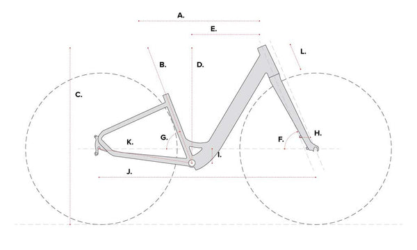 Aventon Pace 500 ST Electric Bike Diagram