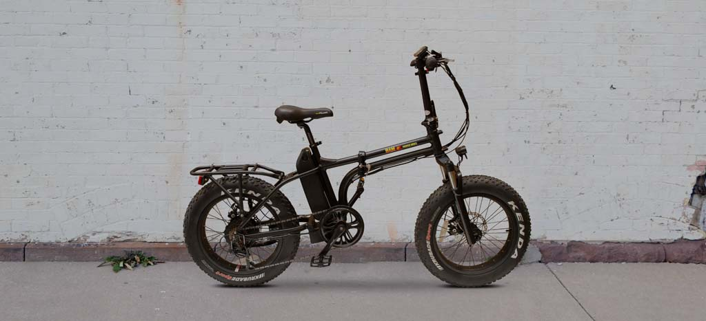 BAM Power Bikes - BAM Step Thru electric bike