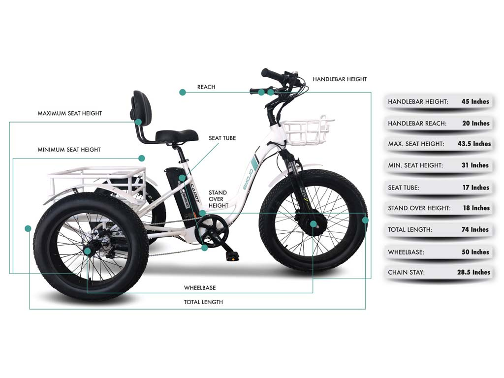 EMOJO-Caddy-Electric-Fat-Tire-Tricycle-Dimensions