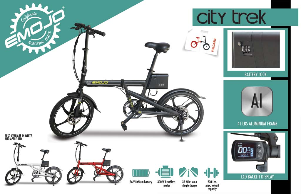 EMOJO-City-Trek-300W-Folding-Electric-Bike