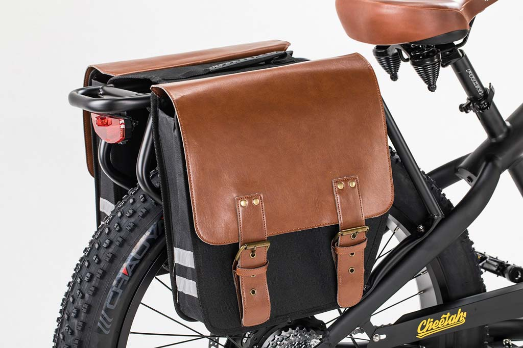 Revi-Bikes-Civi-Bikes-Cheetah-Café-Racer-Electric-Bike-Rear-Pannier