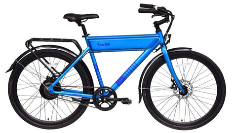Ride1UP Roadster Ghost Electric Commuter Bike