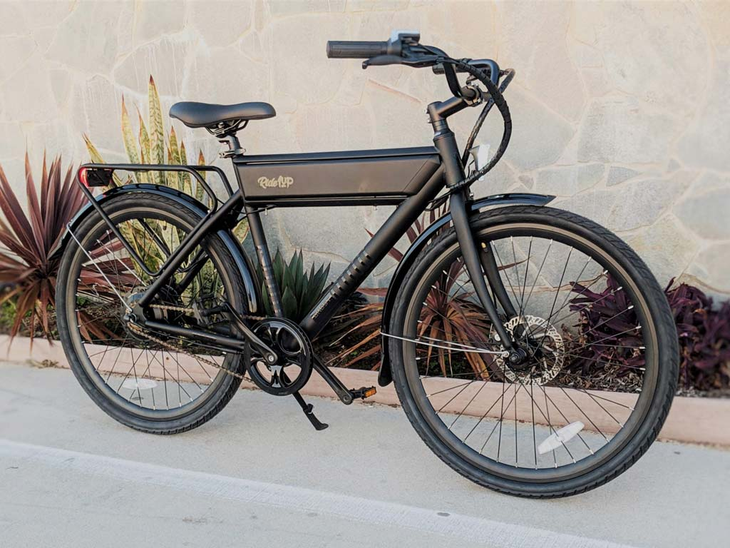 Electric Commuter Bike >> Ride1up Roadster Ghost Electric Commuter Bike