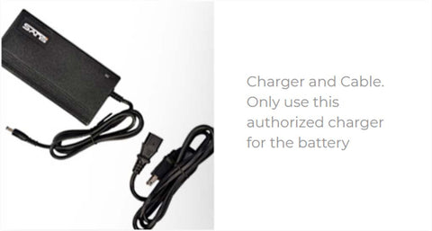 Ride1UP-Series-500-Electric-Bike-Battery-Charger-Cable
