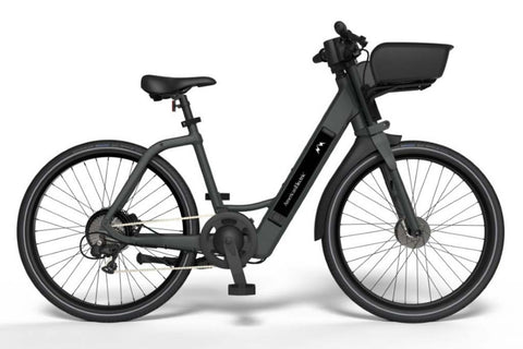 AmericanElectric RAVEN (formerly GenZe E222) - 350W Step-Through Electric Bike