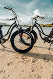 AmericanElectric STELLAR Electric Bike Step Through Black Sand Two Bikes_1e757fc3 0b56 4967 a2c2 33da2782fd76
