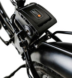 AmericanElectric STELLAR Electric Bike Step Through Black battery case_1dbddc66 a906 4e80 8e13 2fc012f8960a
