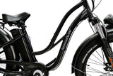 AmericanElectric STELLAR Electric Bike Step Through Black frame_26b9ed0d 253e 48af b185 e199245edea8