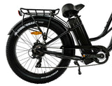 AmericanElectric STELLAR Electric Bike Step Through Black rear side_f2a6f74f c3b3 4b2e 8a80 0762761e9e42