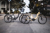AmericanElectric Veller Electric Bike Black Ivory