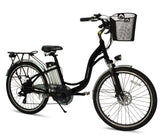 AmericanElectric Veller Electric Bike Black right angle