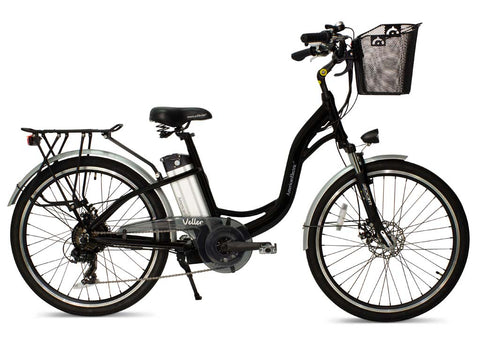 AmericanElectric VELLER - 350W Step-Through Electric Bike