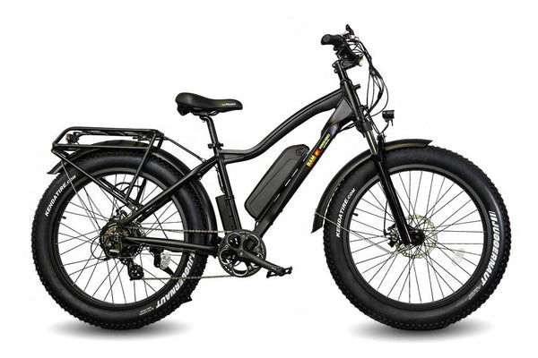 BAM Power Bikes EW Supreme Electric Bike Black