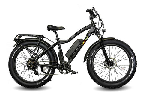 BAM Power Bikes - EW Supreme - 750W Fat Tire Electric Mountain Bike - Electric Bike Zone