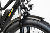 BAM Power Bikes EW Supreme Electric Bike suspension