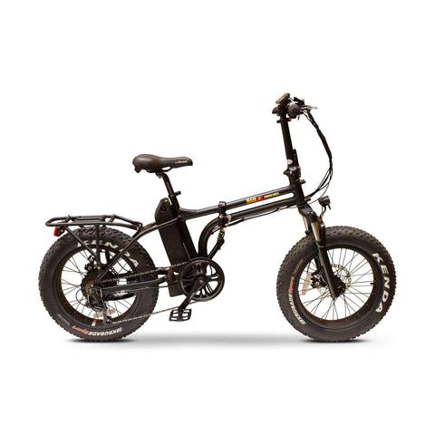 BAM Power Bikes - BAM Folding - 750W Fat Tire Electric Bike - Electric Bike Zone
