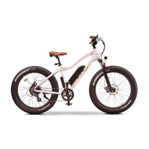 BAM Power Bikes - BAM Nomad - 750W Fat Tire Electric Mountain Bike - Electric Bike Zone