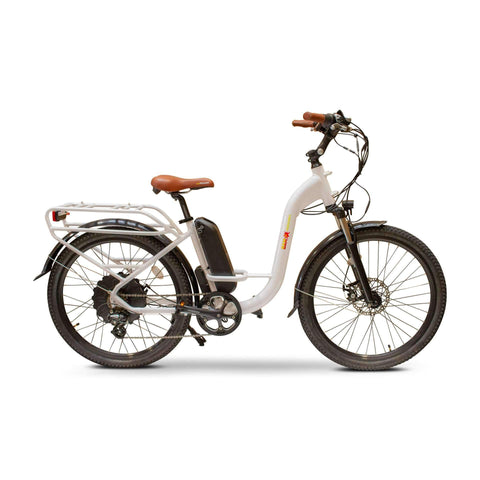 BAM Power Bikes - BAM Step Thru - 750W Electric Bike - Electric Bike Zone