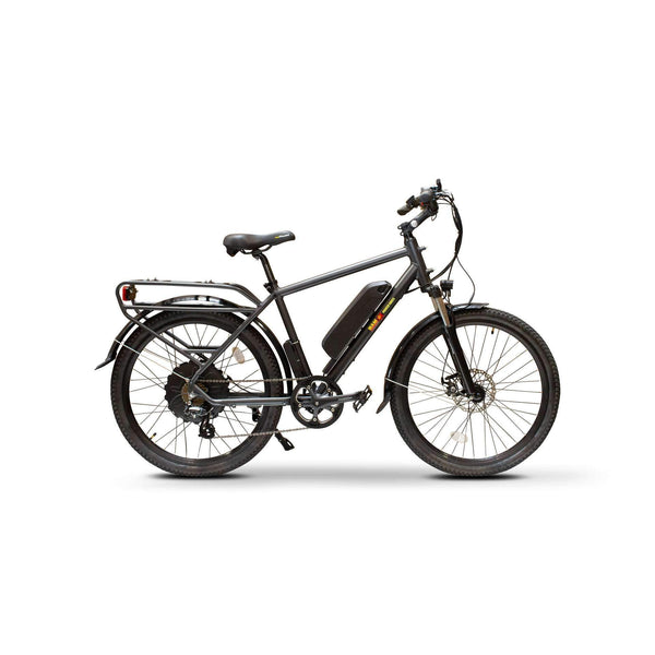 BAM Power Bikes Urban Electric Bike Black