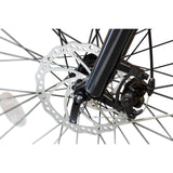 BAM Power Bikes Urban Electric Bike Disc Brake