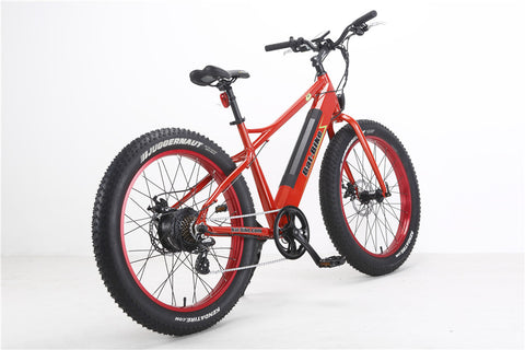 Bat-Bike Big Foot - 500W Fat Tire Electric Bike - Electric Bike Zone
