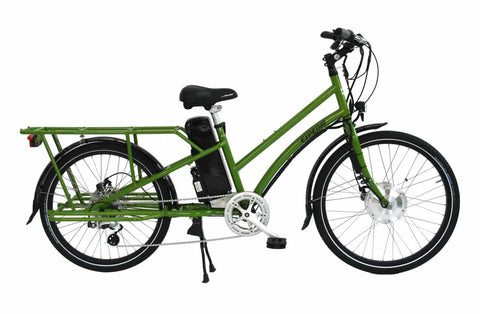Bat-Bike Expedir Electric Cargo Bike 500W - Electric Bike Zone