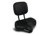 EMOJO Caddy Seat with Backrest front