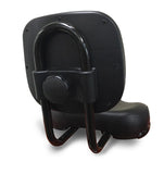 EMOJO Caddy Seat with Backrest rear