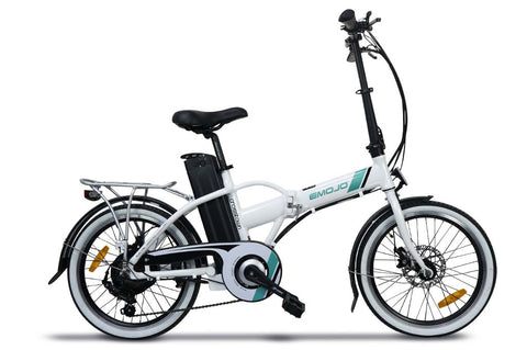 EMOJO Crosstown - Folding Electric Bike - Electric Bike Zone